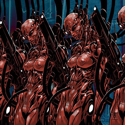 Atom cyber dna war absolute valentine billy mays low