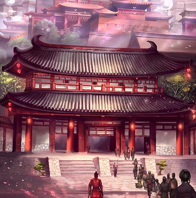 Nele diel the great city