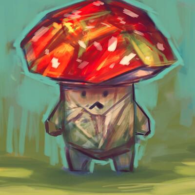 Lorelei si champignon