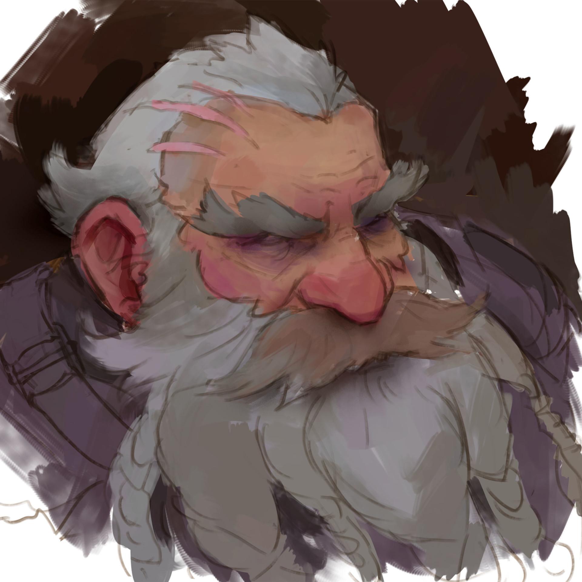 Clint cearley dwarf 3
