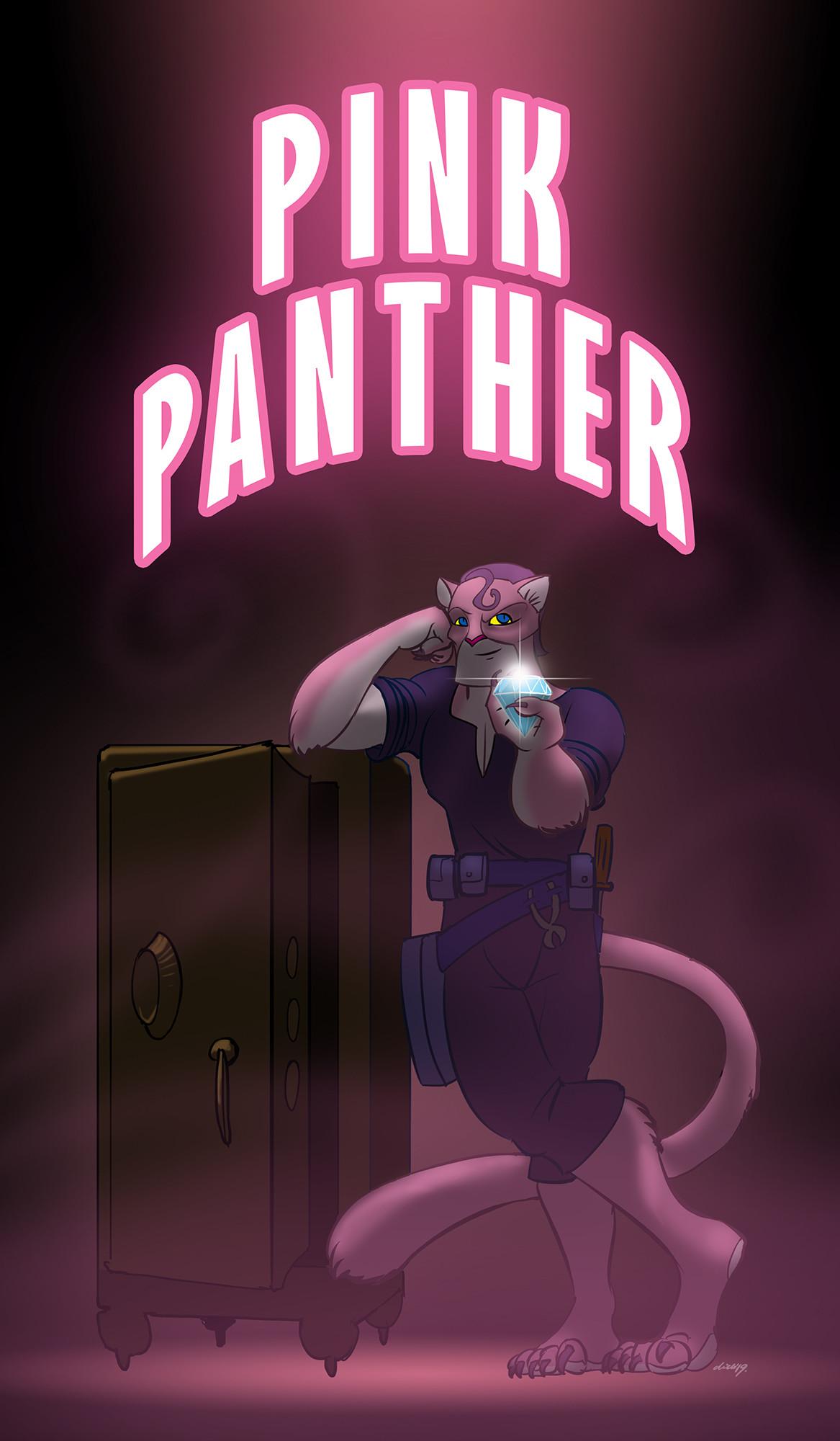 Midhat kapetanovic pink panther 80s