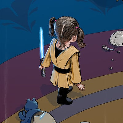 Idan shani padawan ellie preview