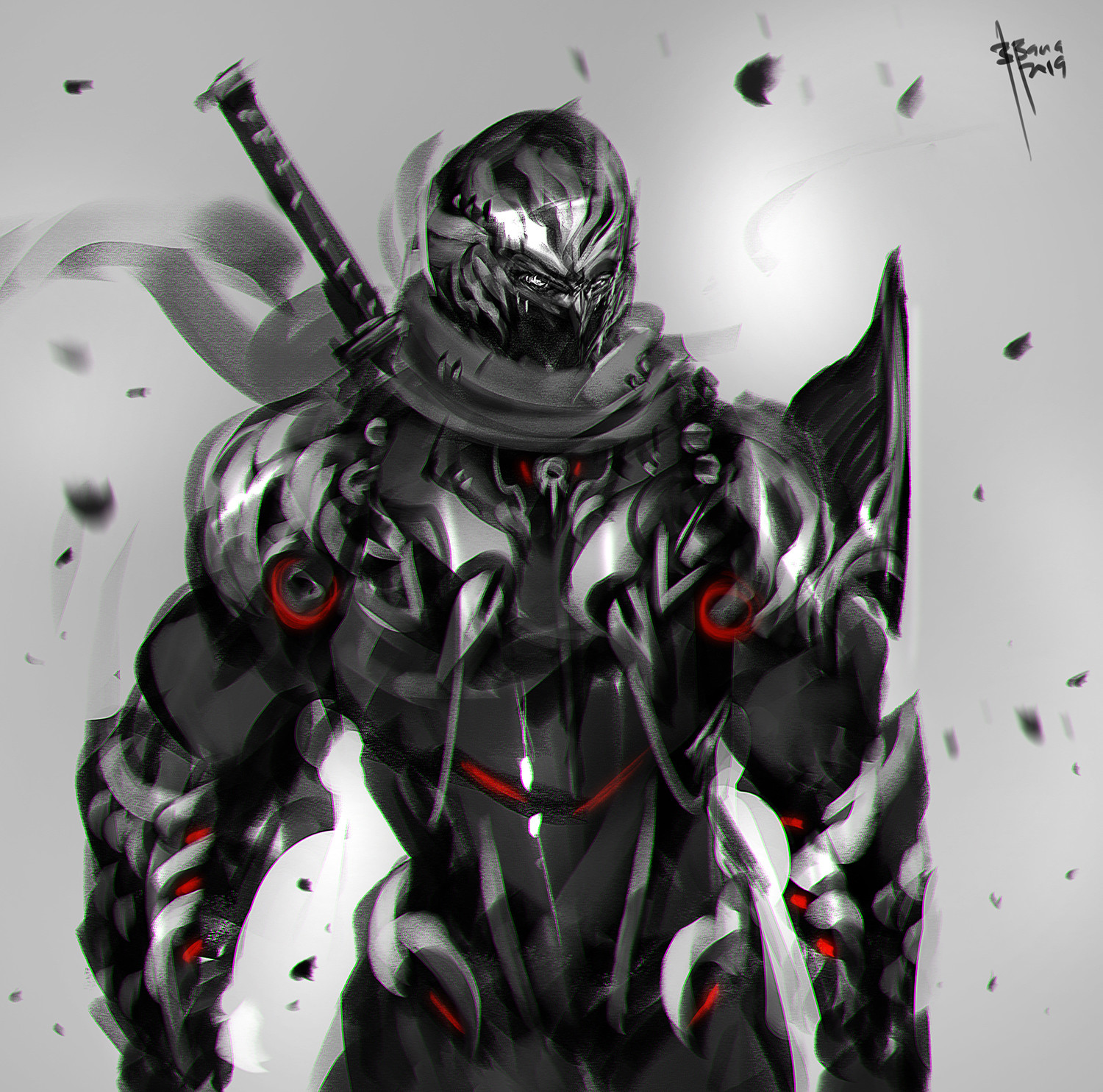Benedick bana shinobi war aberration final lores
