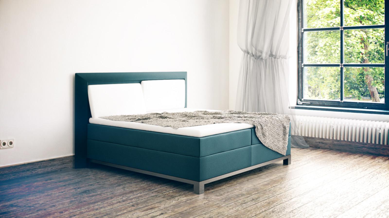 3D bedroom vis
