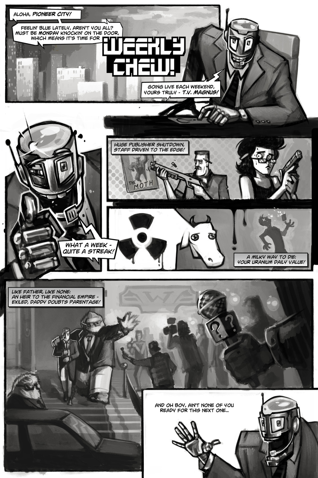 The MOTH! - Page 1