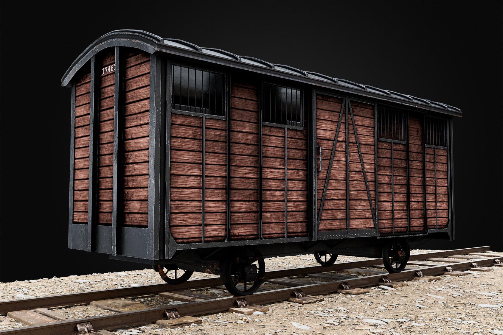 Ewa wierbik wagon1