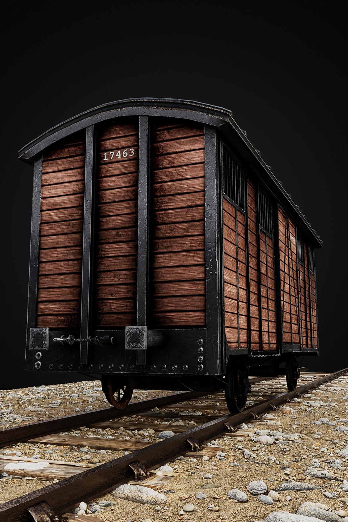 Ewa wierbik wagon2