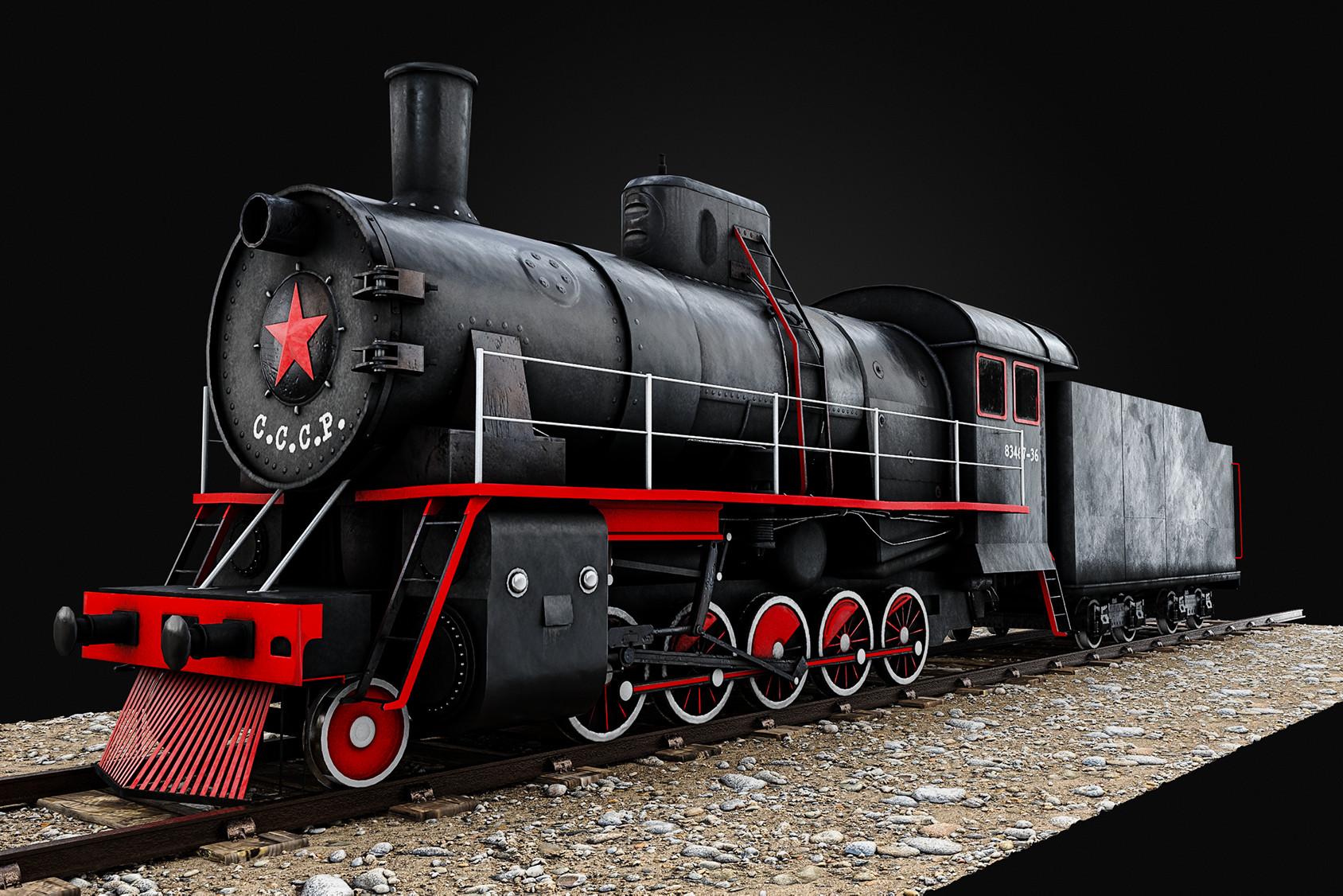 Ewa wierbik lokomotywa2