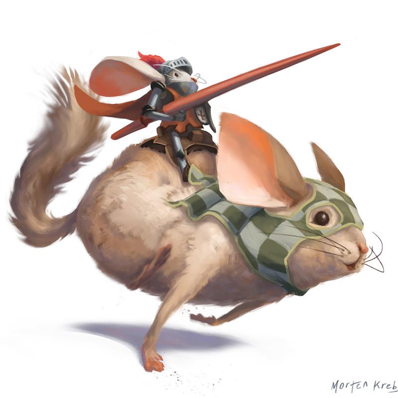 Joust Mouse