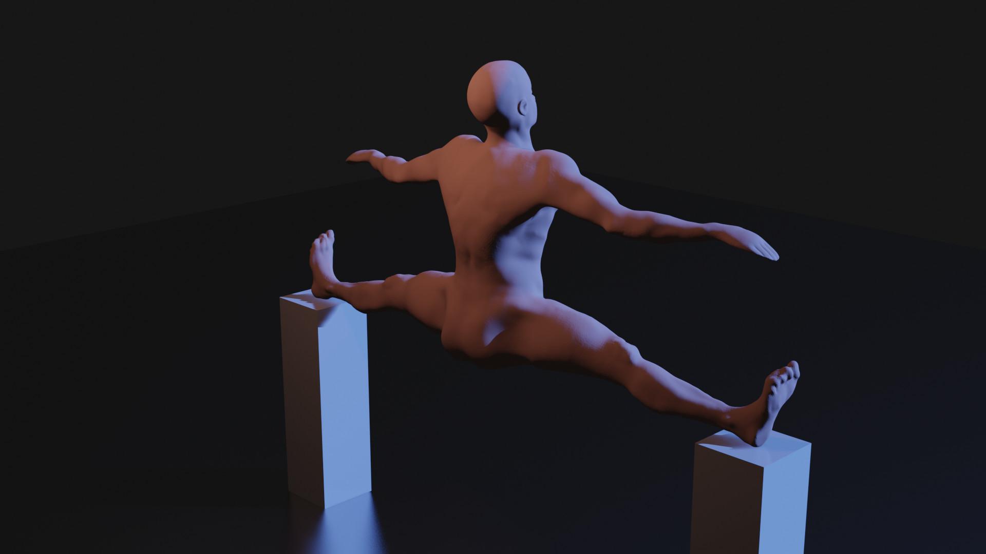 Laurent vermeersch flexing