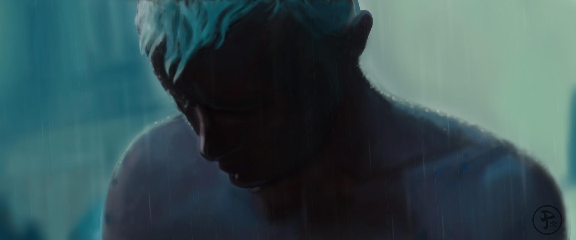 ArtStation - Tears in Rain Mon...