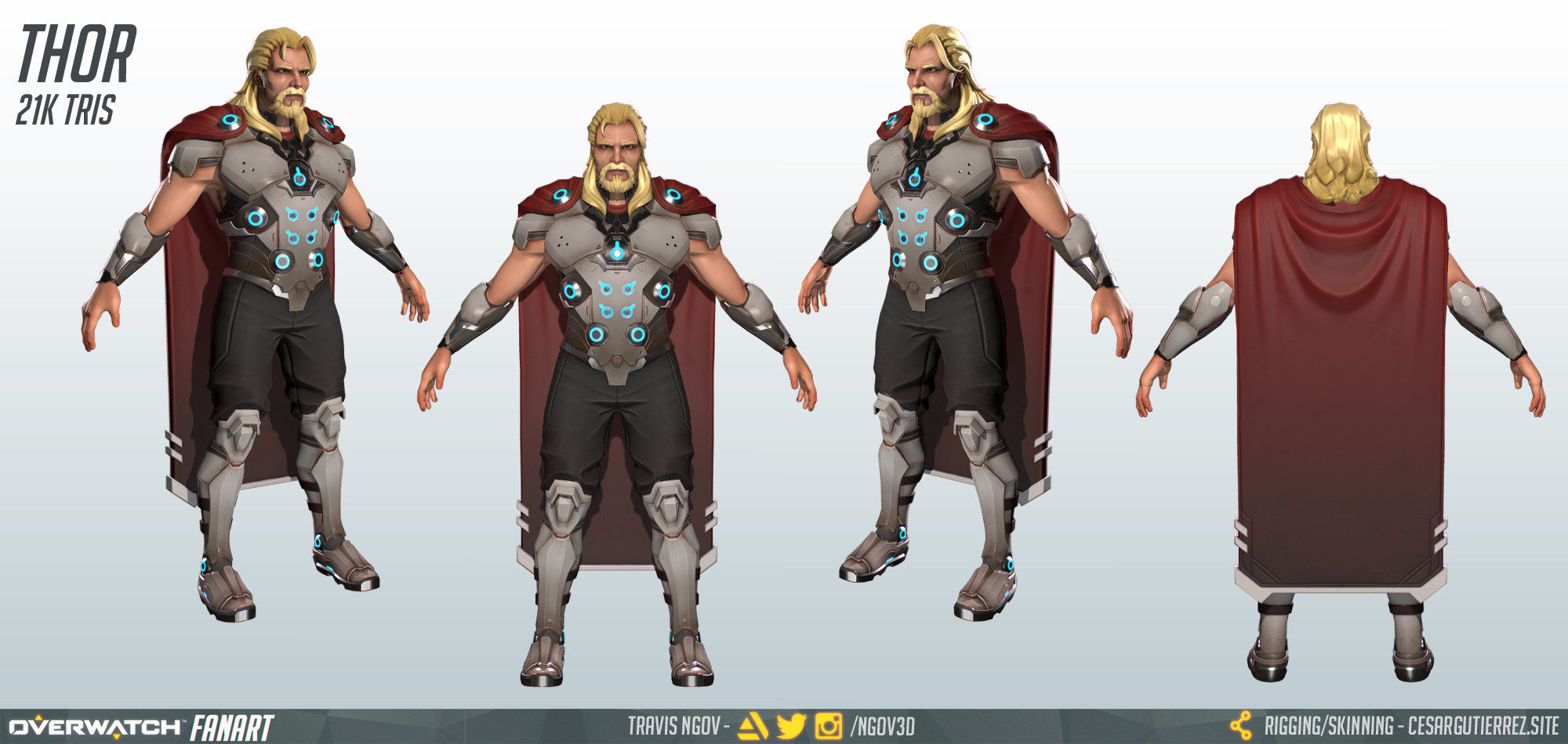 Thor - Turnaround (Tposed)