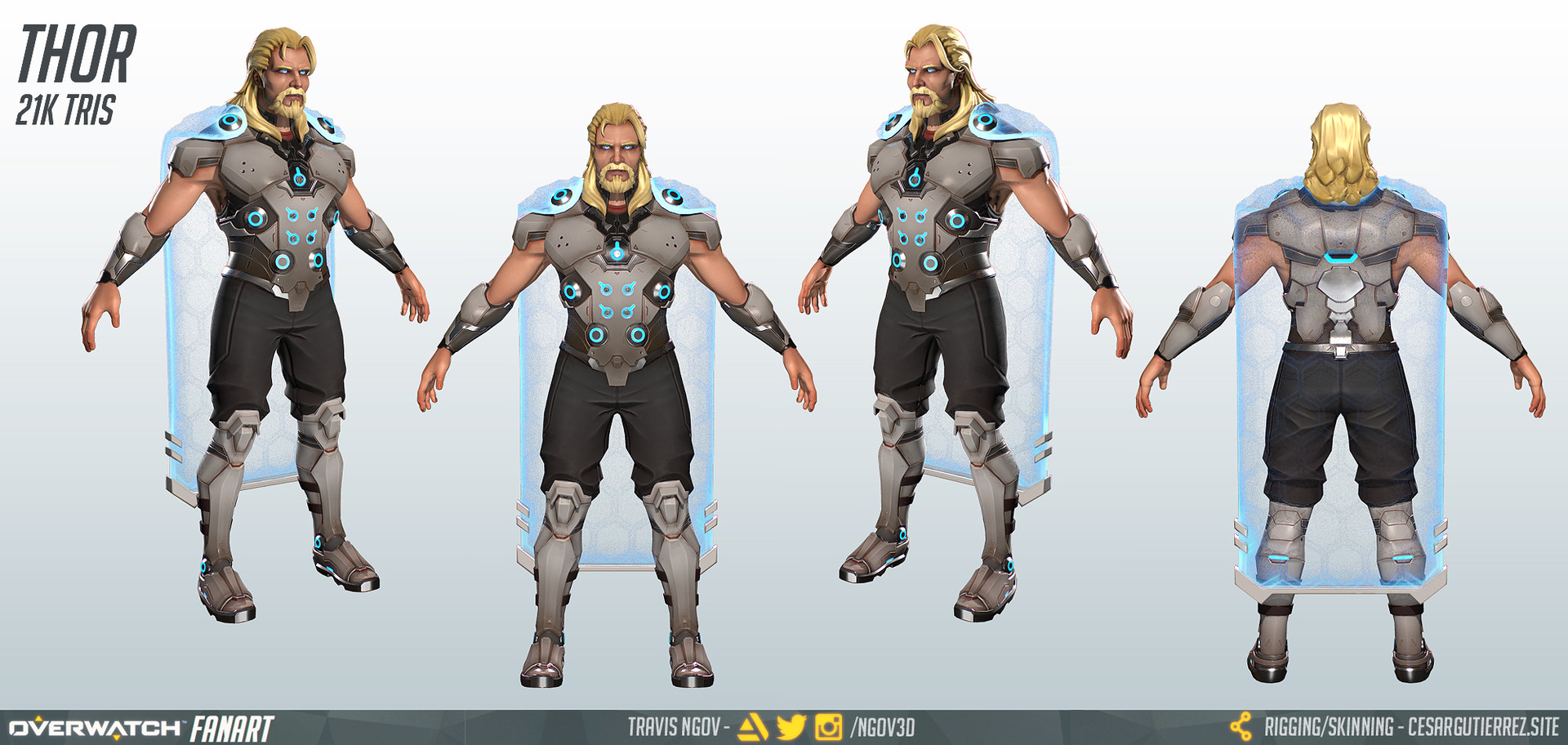 Thor - Turnaround (Tposed +Alternative Cape)