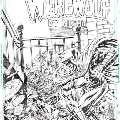 Armando abeleda werewolf by night 32