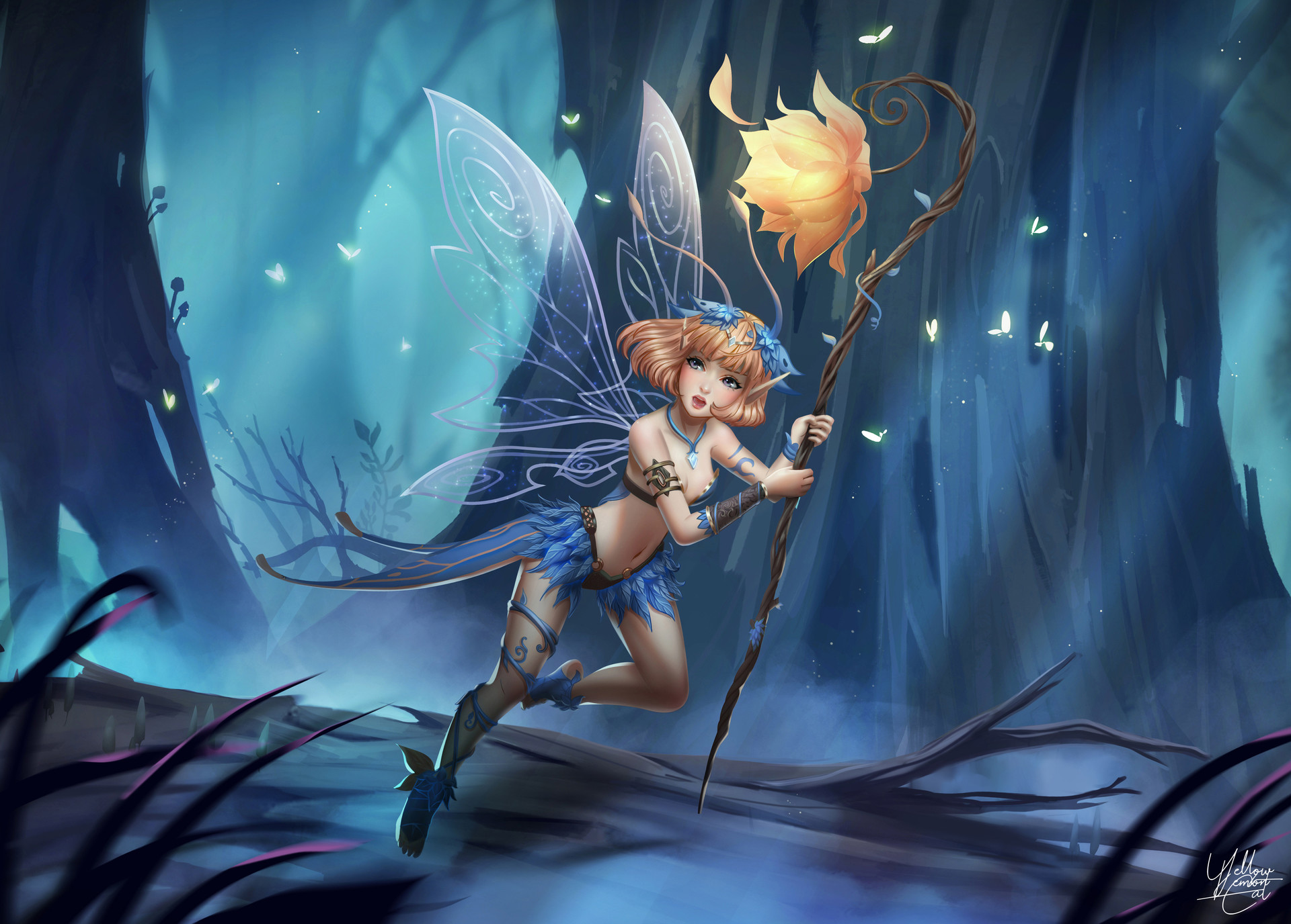 The Lost Fae