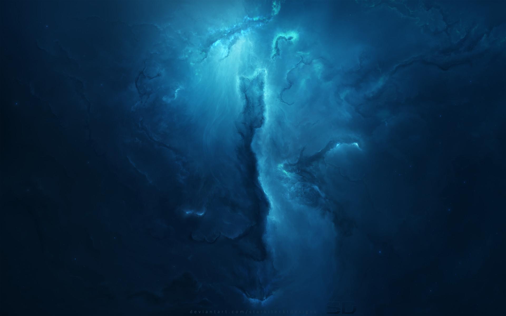 Atlantis Nebula #12