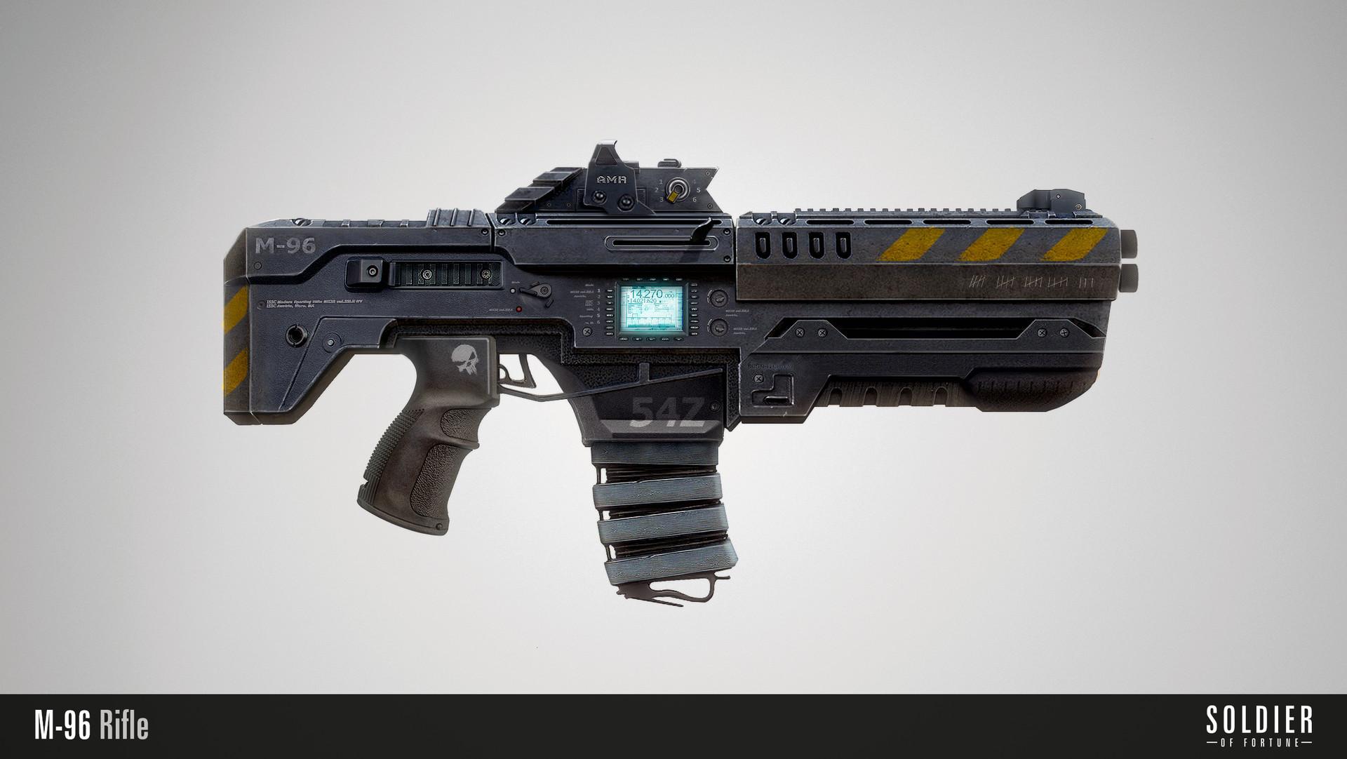 George k gun 4