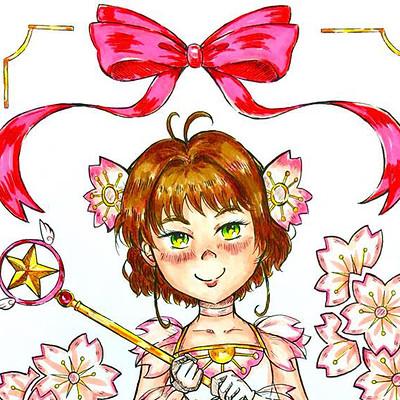CardCaptor Sakura: Fanart