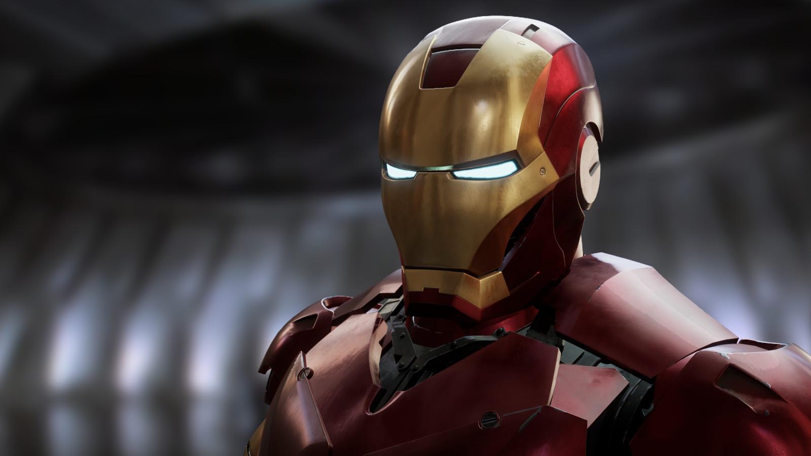 Iron Man (Mark 3)
