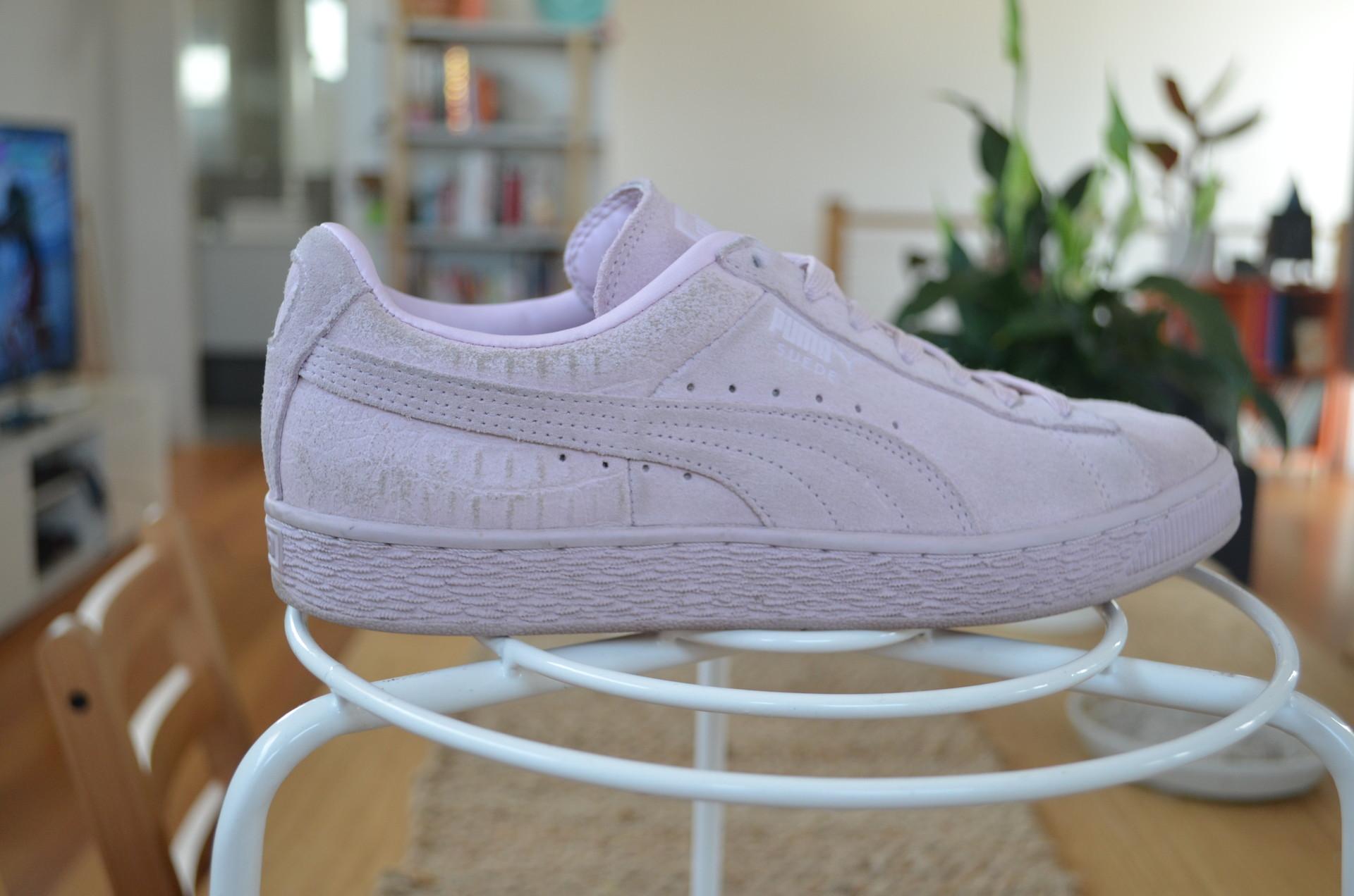 Original photograph of shoe