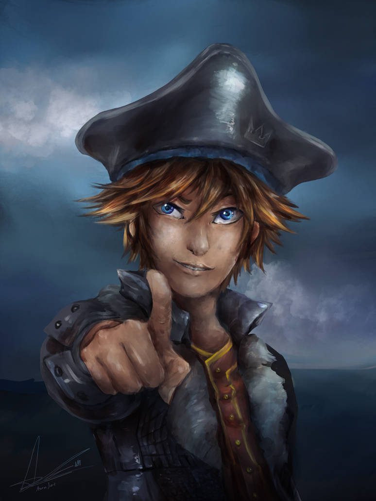 Pirate Sora
