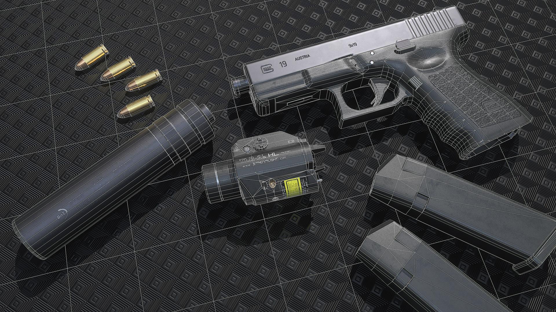 Keita tamura glock19 02