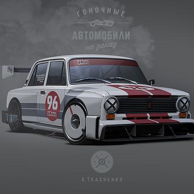 Andrey tkachenko vaz 21011 racing ring