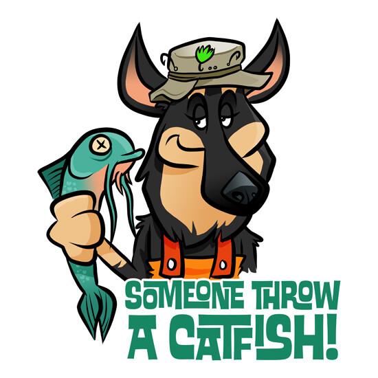 Steve rampton catfish