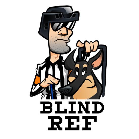 Steve rampton blind