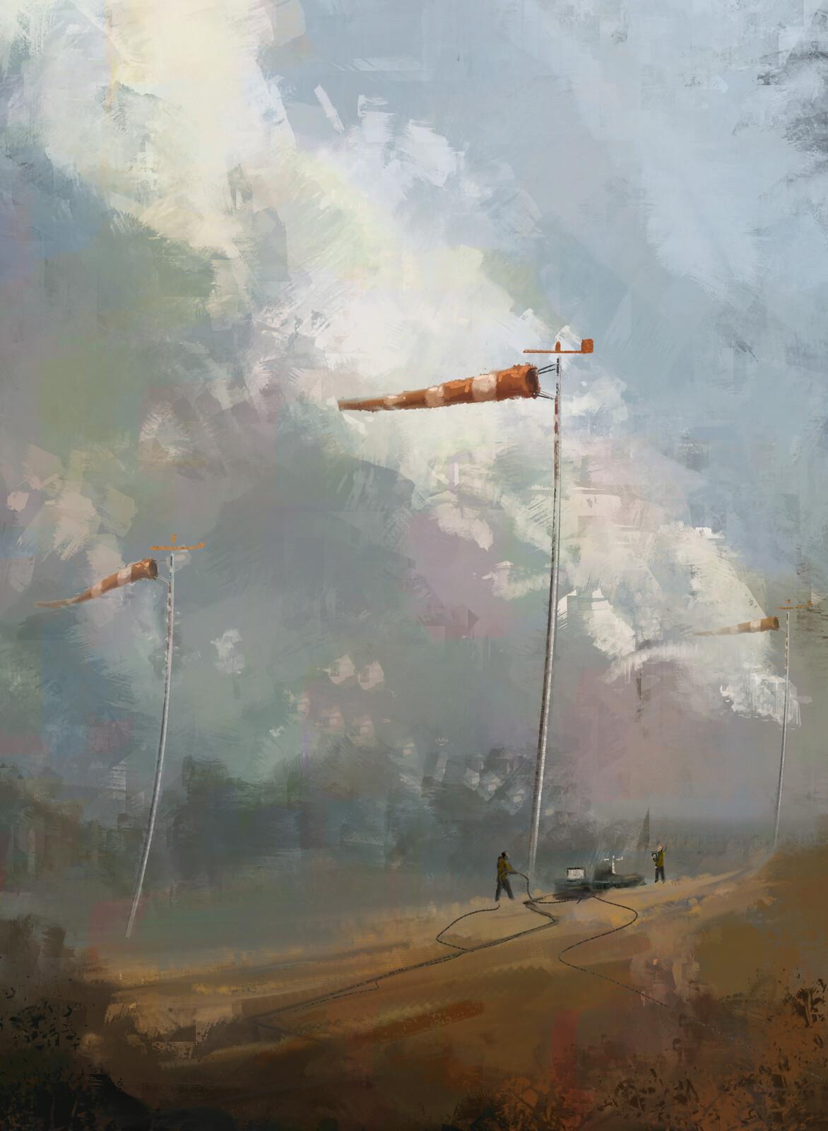 Spitpaint - Northern Wind