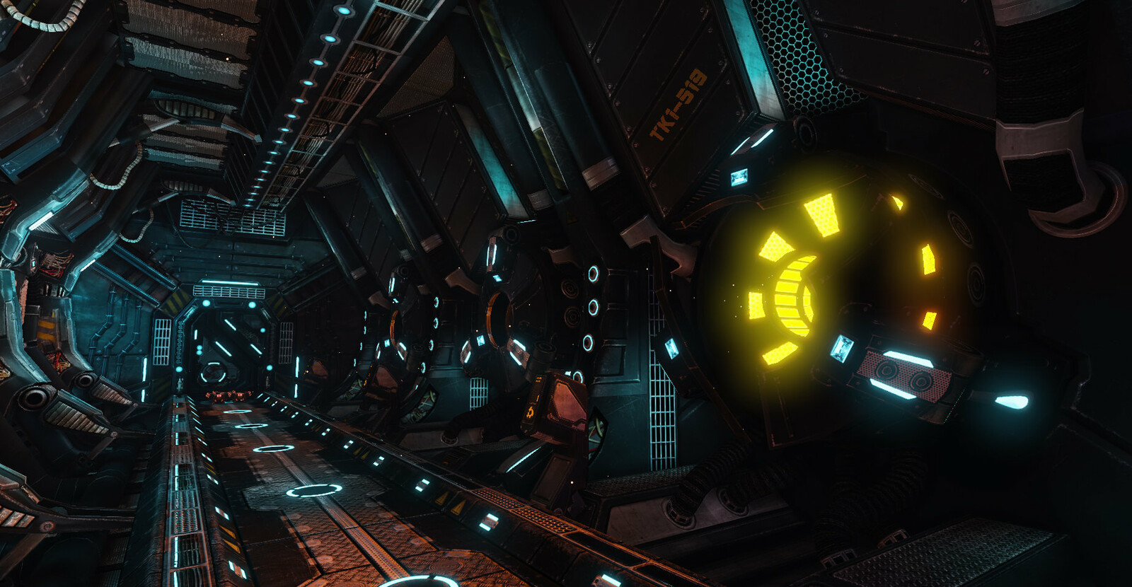 Sci Fi Boiler - UDK project