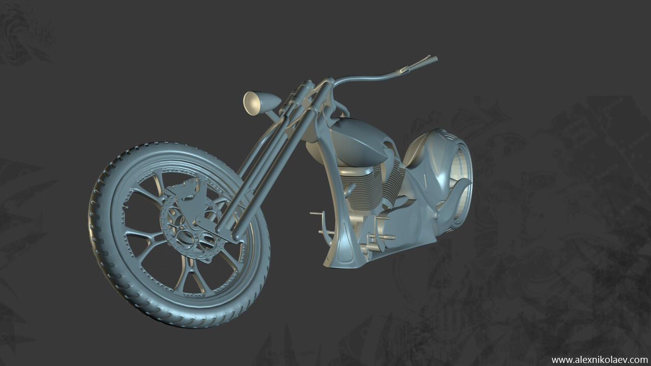 Alex nikolaev chopper2