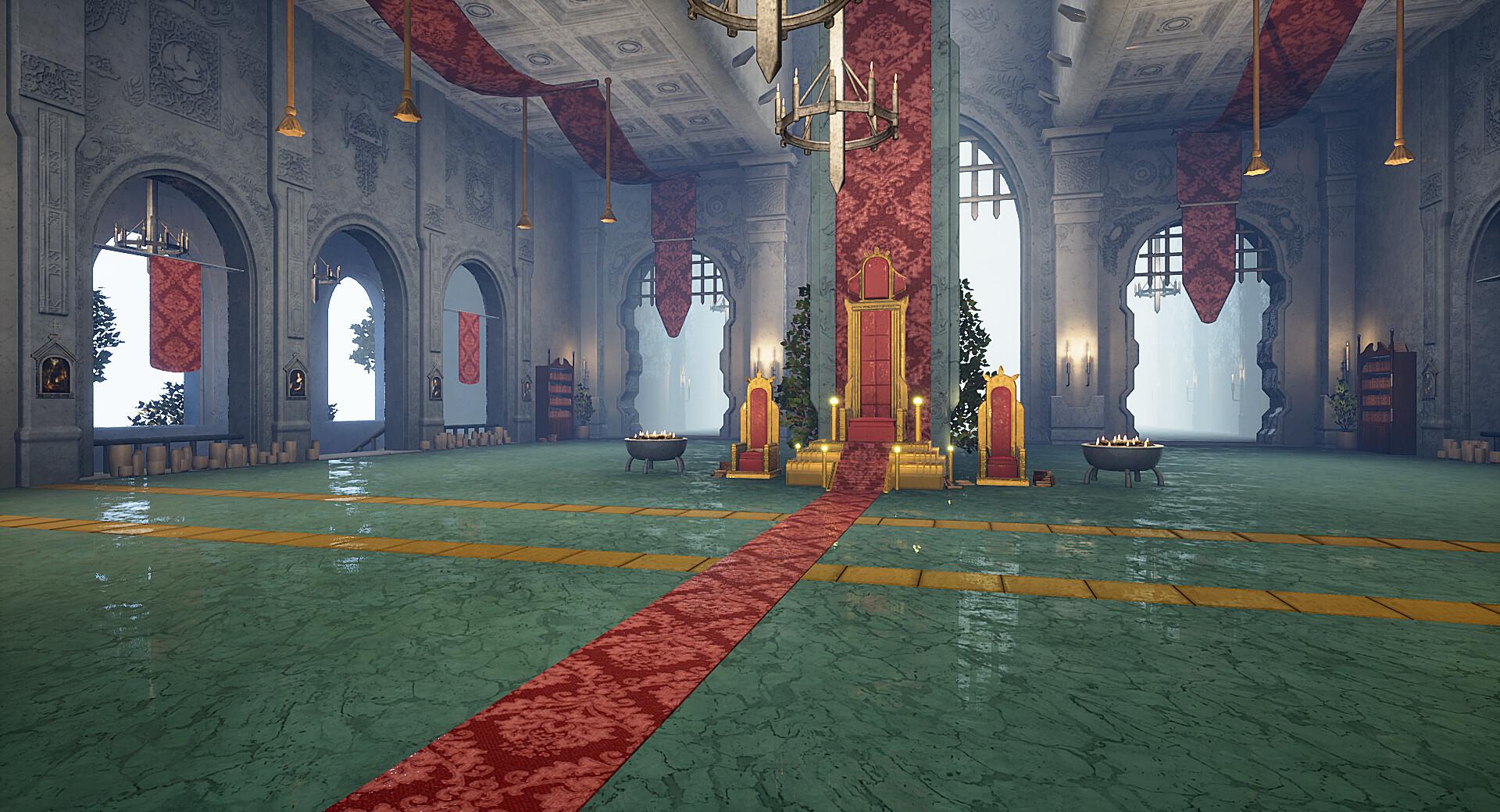 Axel loreman throneroomfullshot