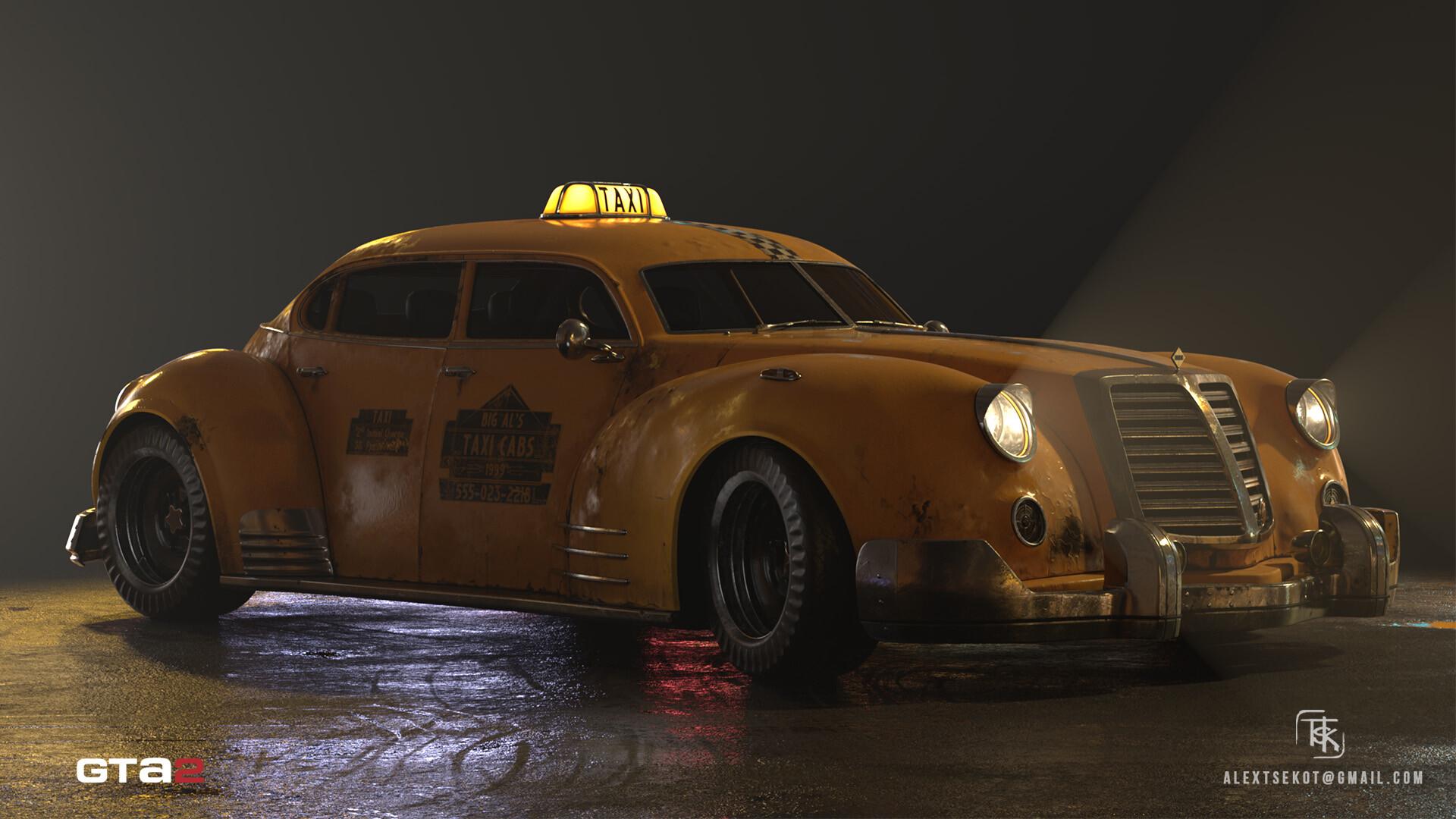 Alex tsekot taxi xpress 8