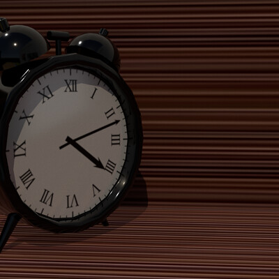 Tsang holun room clock