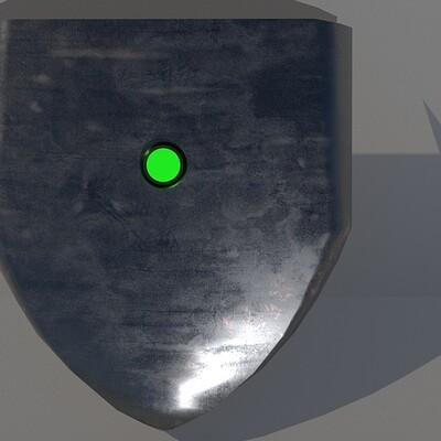 Tsang holun shield