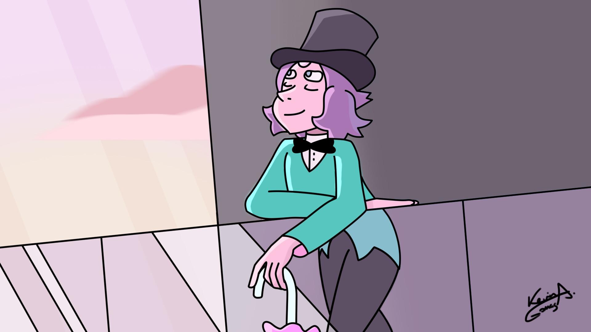 Rainbow quartz 2