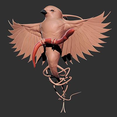 Gabriele dini uccellino 2