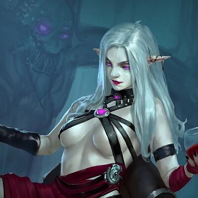 Mikhail palamarchuk dark elf slave mistresses 23 resize