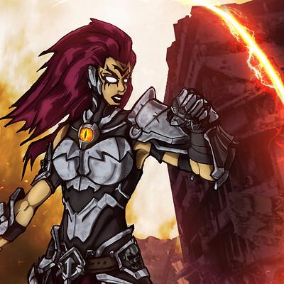 Film bionicx darksider fury