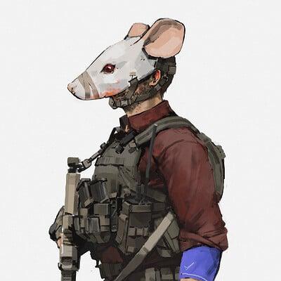 Tyler ryan mousewarrior09