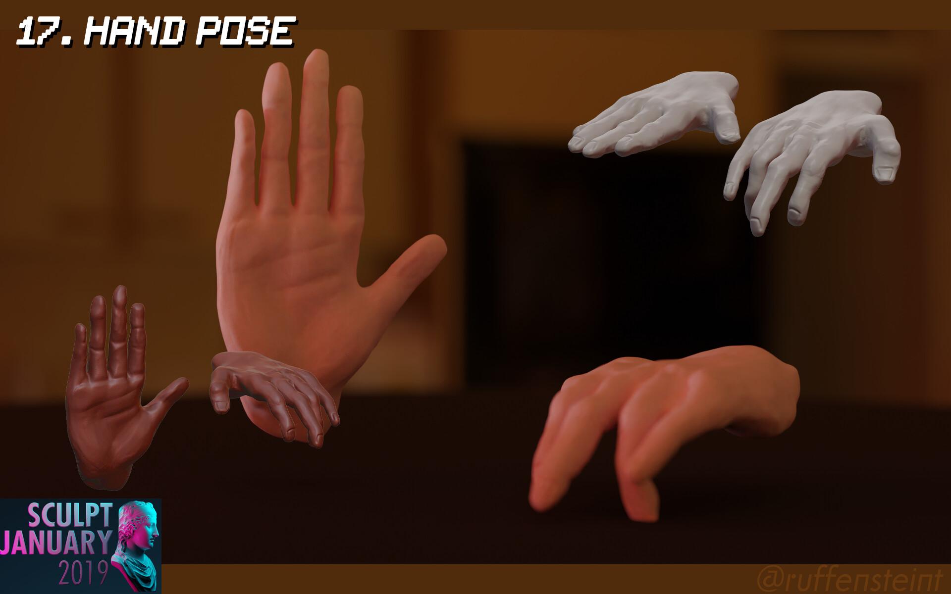 Kris hyde 17 hand pose