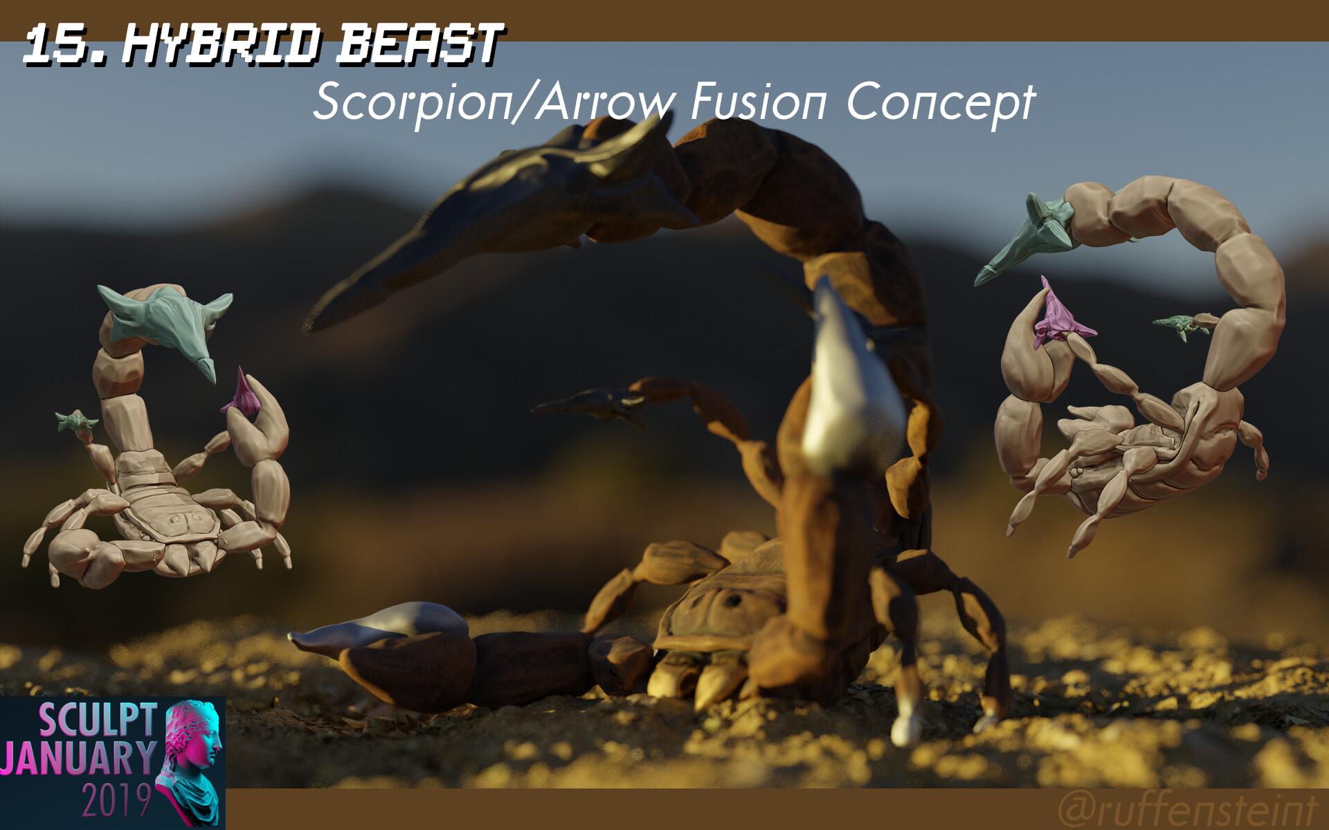 Kris hyde 15 hybrid beast