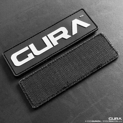 Edon guraziu gura patch square