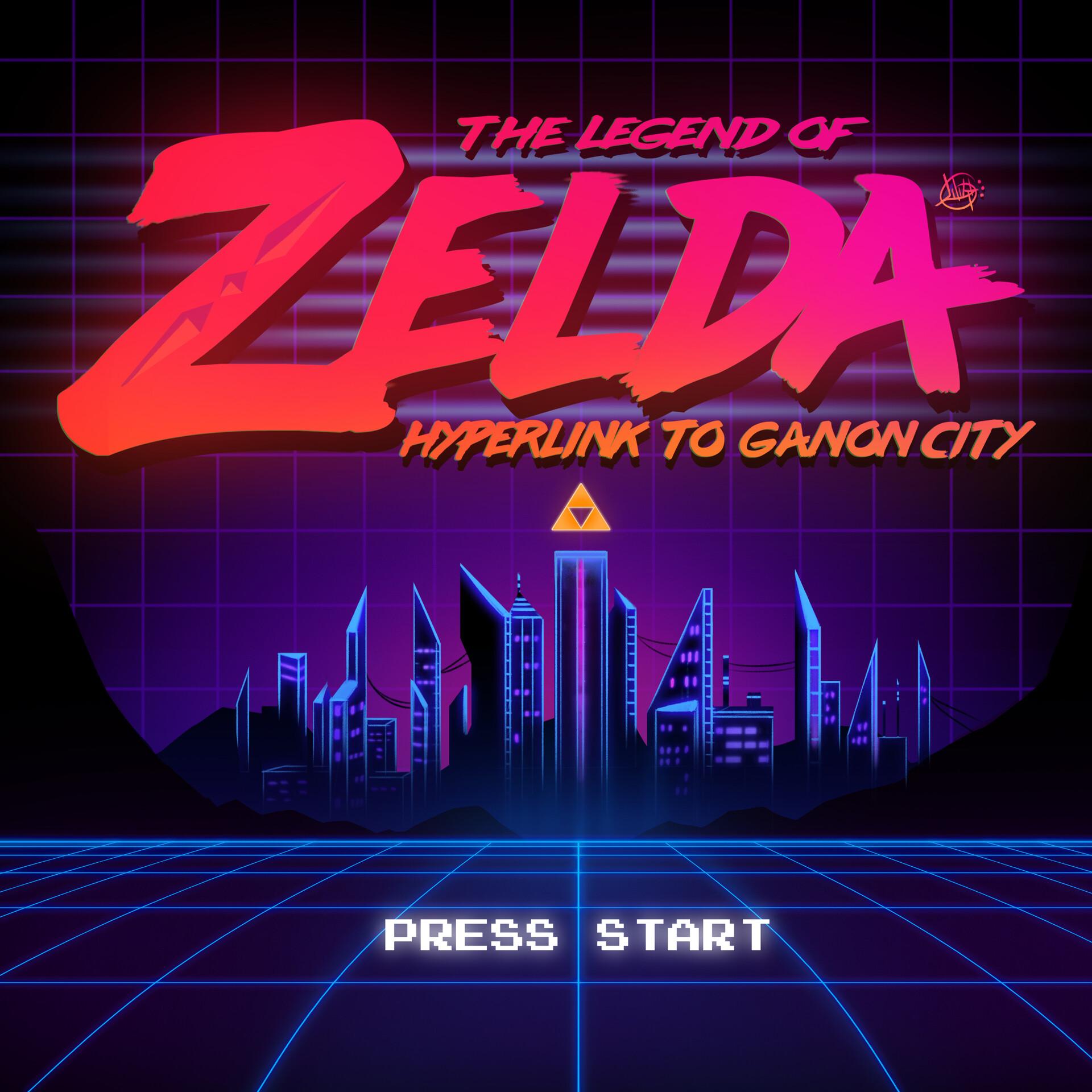 Luigi lucarelli logo animated