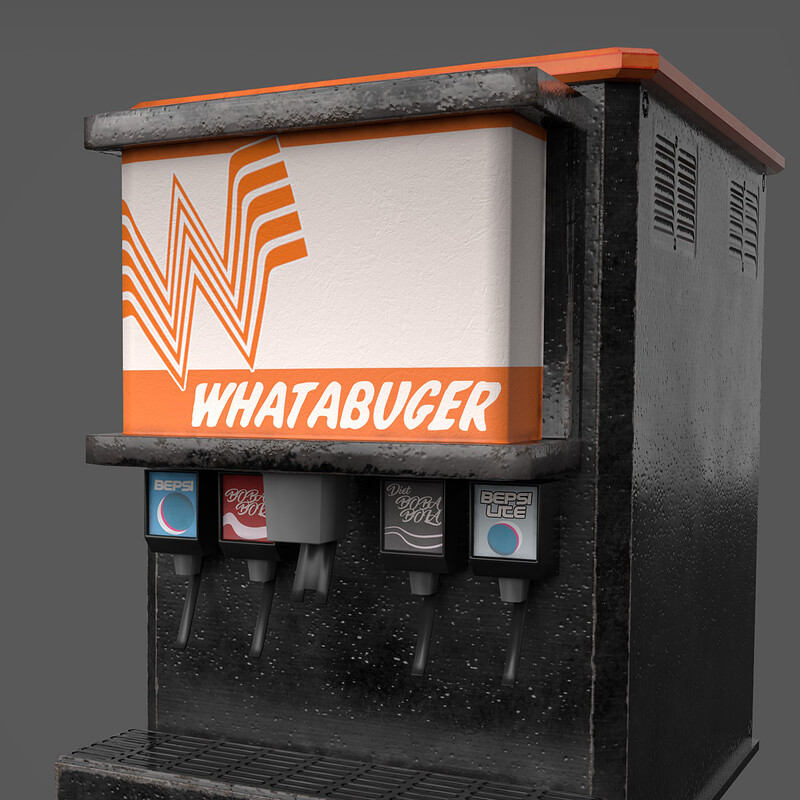 Whataburger Building    ~Work in Progress~