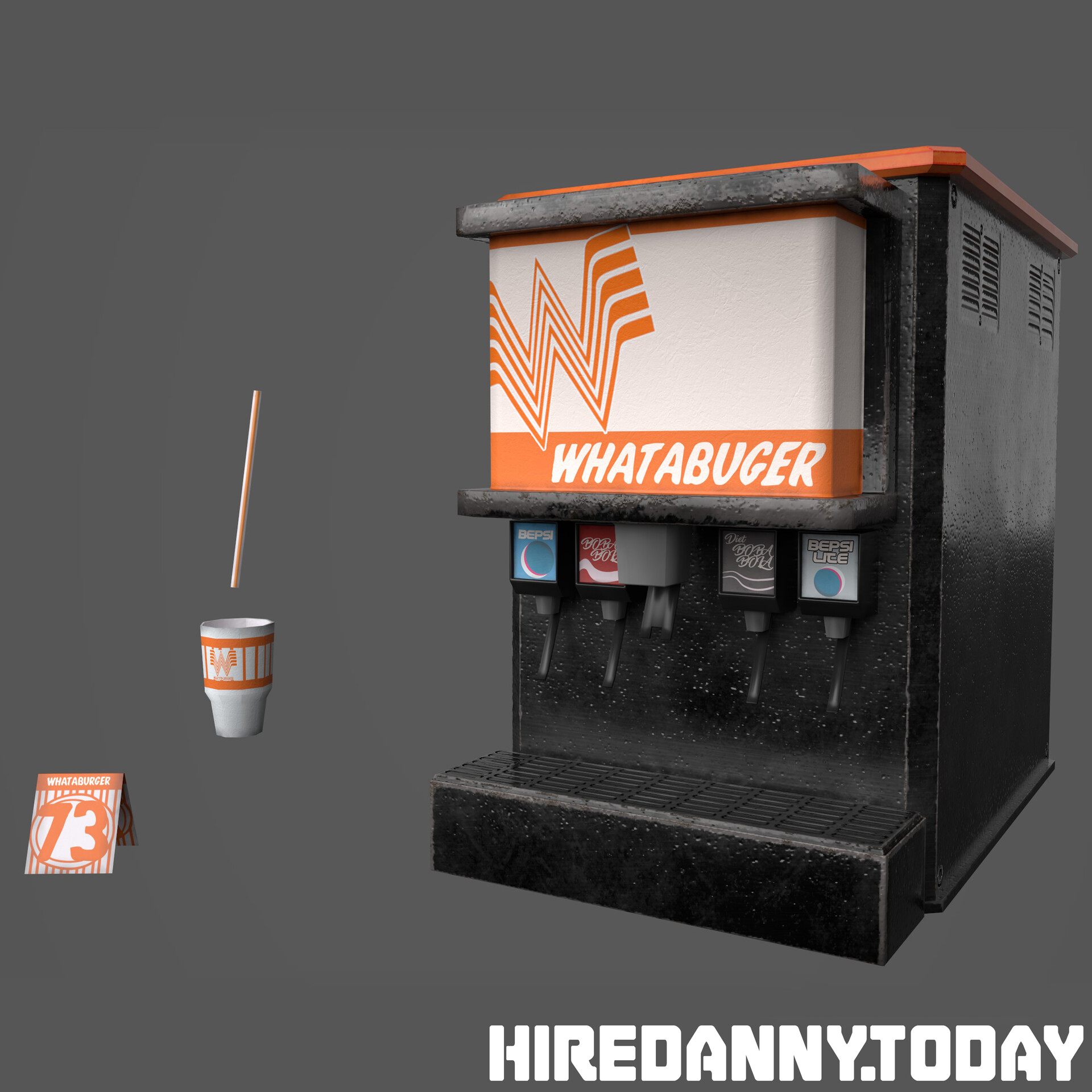 Danny tamez wip whataburger3