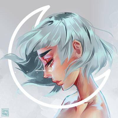 Sophia manio moon3 tears