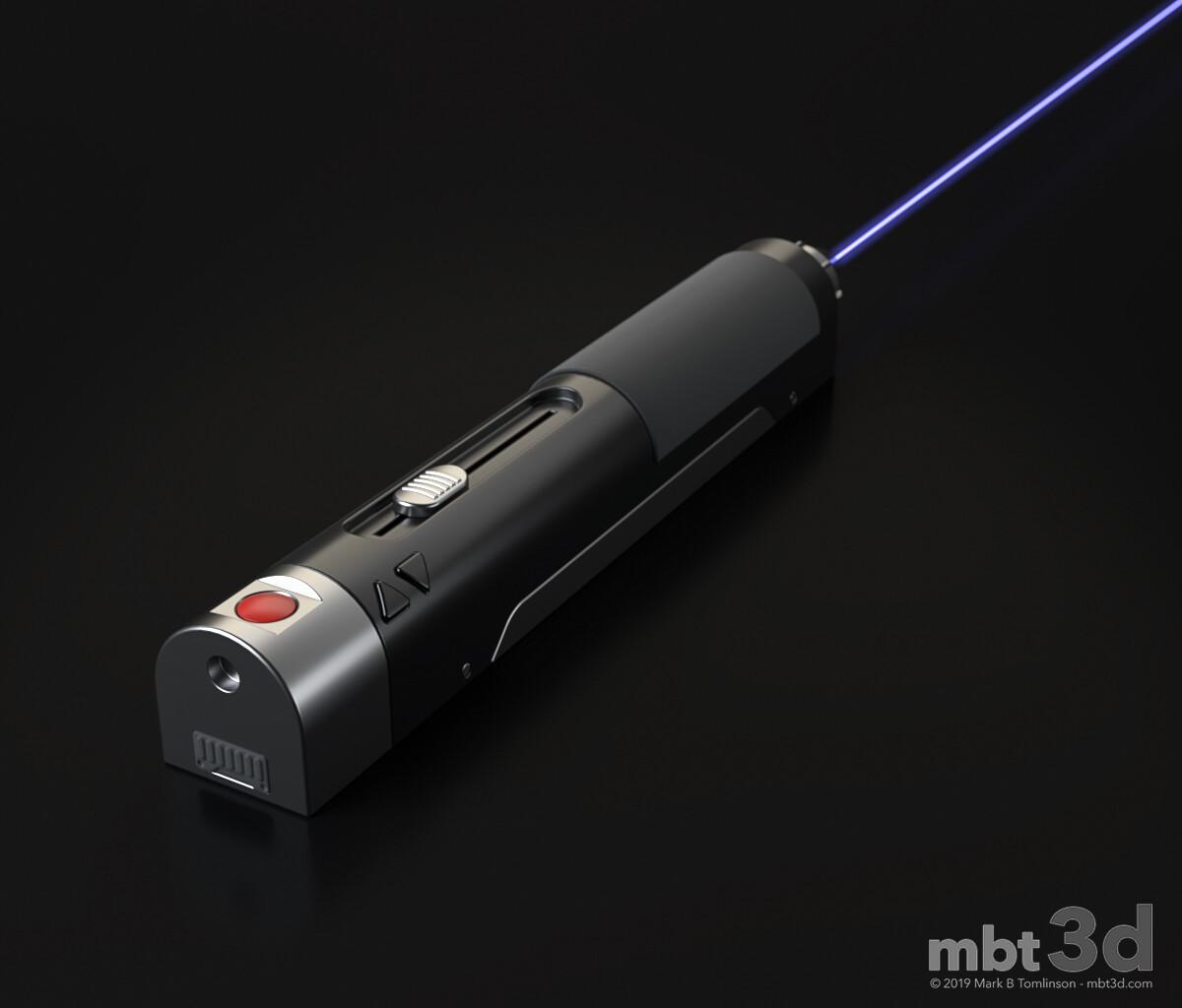 Laser Pointer: