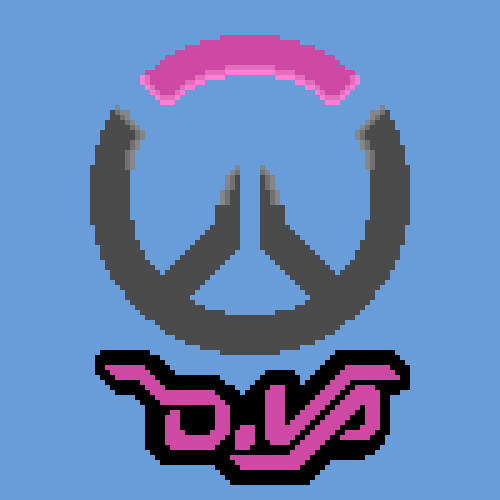 Overwatch D.Va Symbol